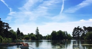 Outdoor Activities in Paris - Rowing