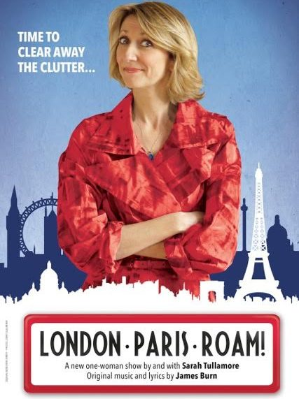 Paris Fringe Festival Act: London Paris Roam!