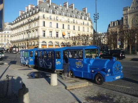 Outdoor Activities in Paris - Train