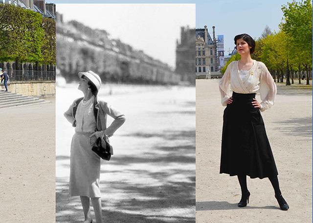 Mother Daughter Activities Paris