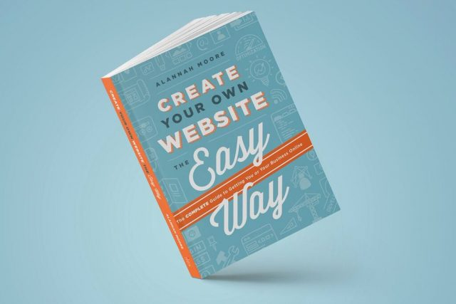 Create Your Own Website Book Cover