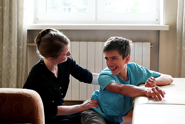 Feldenkrais helps children