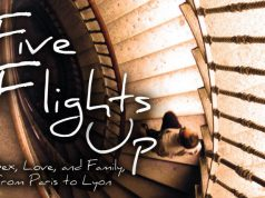 Five Flights Up book cover