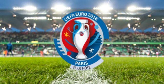 UEFA Euro 2016 logo