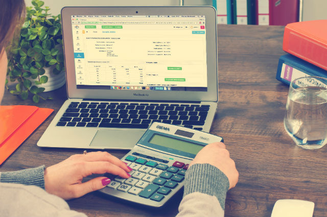 calculating financial risk