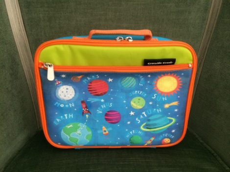 lunchbox for child with food allergies at school