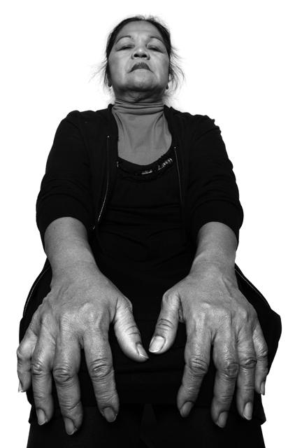 Zeny Foliente © Ryan Arbilo/ Maison Europeenne de la Photographie