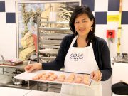 macarons class at Ritz Paris