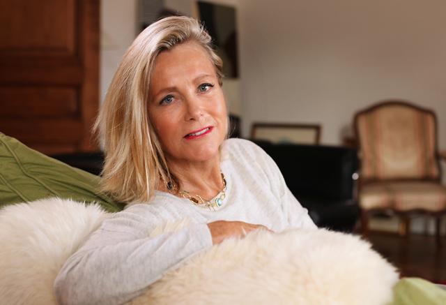 French Etiquette Coach Marie de Tilly © Alexis Duclos for INSPIRELLE