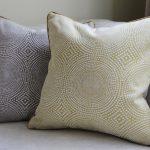 Nathalie Marsan custom cushions