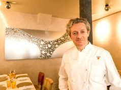 Michelin star chef Jean-Louis Nomicos