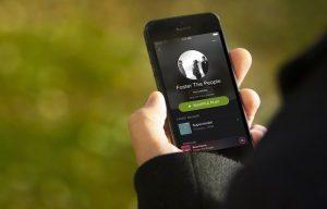 Spotify App© Spotify