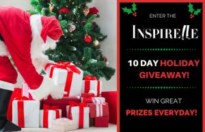 INSPIRELLE holiday giveaway
