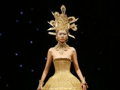 Guo Pei - Daijin gown