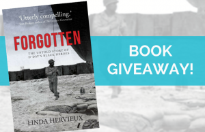 Forgotten Book Giveway