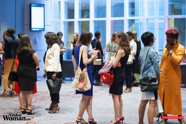 global business women
