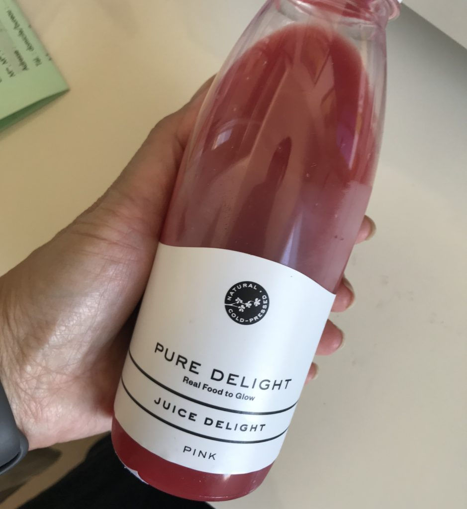 Pure Delight Detox Juice