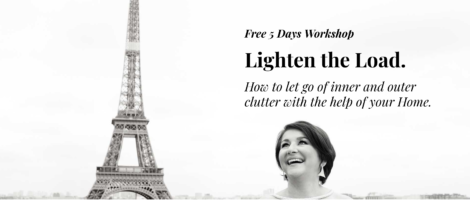 workshop lighten your load