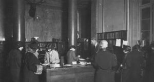 American Library in Paris centennial