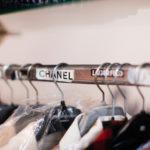 second-hand wardrobe