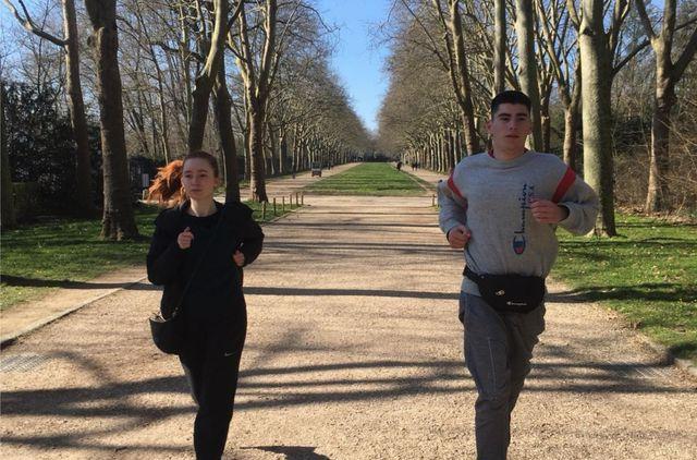 teenage parisian