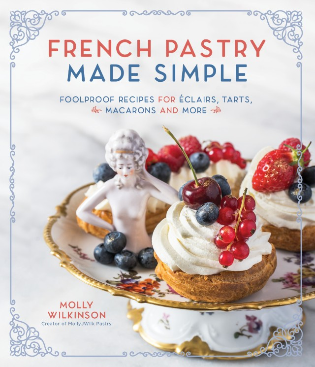French Pastry Made Simple Book