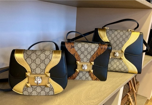 secondhand Gucci bags